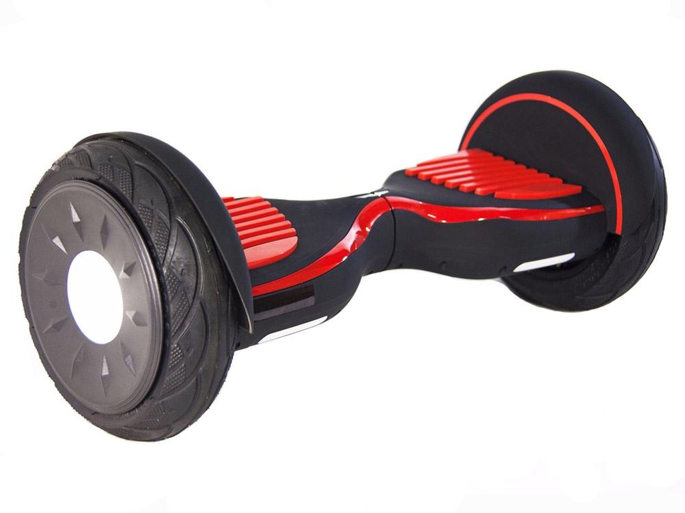 CARCAM Smart Balance N10B - 10,5 Черный с красным