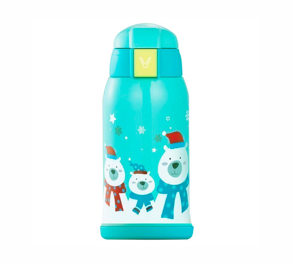 Купить Xiaomi Viomi Children Vacuum Flask 590 ml Blue, КАРКАМ