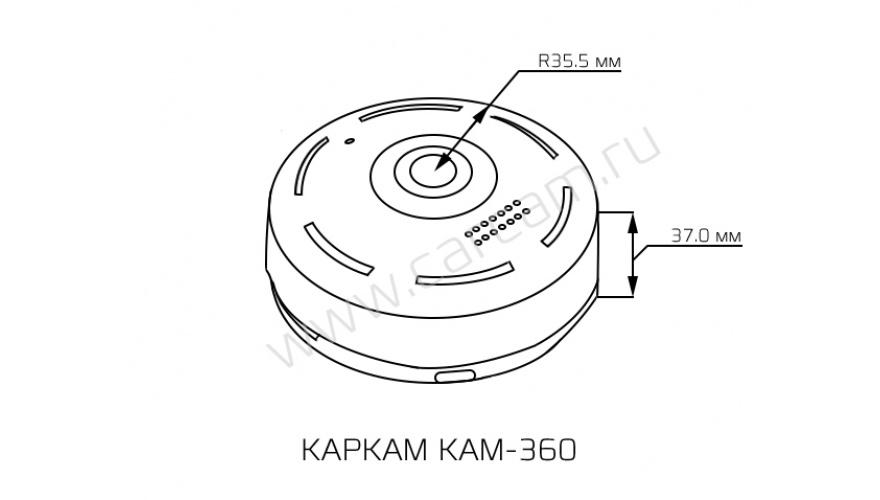 KAPKAM КАМ-360 от КАРКАМ
