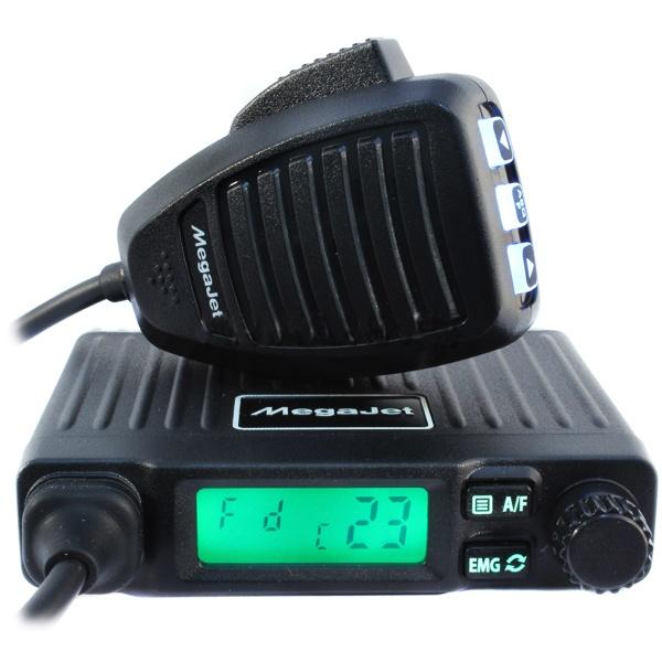 MegaJet MJ-50 автомобильная радиостанция megajet mj 500