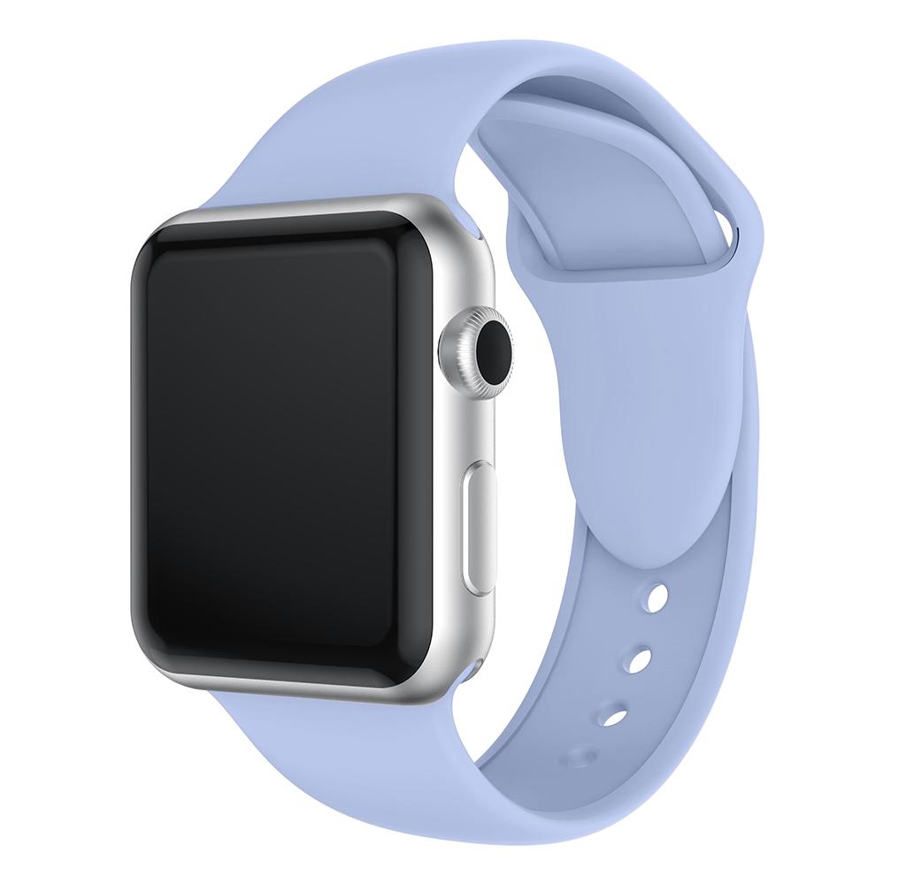 Ремешок для Apple watch 38mm Sport Band сиреневый фото