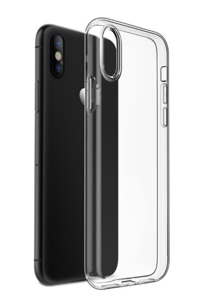 Чехол для iPhone XR силиконовый ультратонкий 0.5mm прозрачный