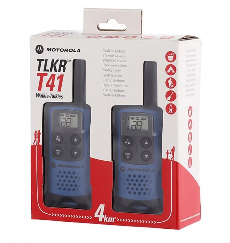 Motorola TLKR-T41 от КАРКАМ