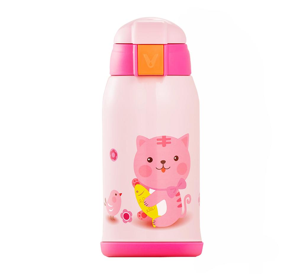 Купить Xiaomi Viomi Children Vacuum Flask 590 ml Pink, КАРКАМ