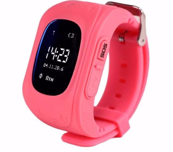 Smart Baby Watch КАРКАМ Q50 OLED розовые q50 smart watch red