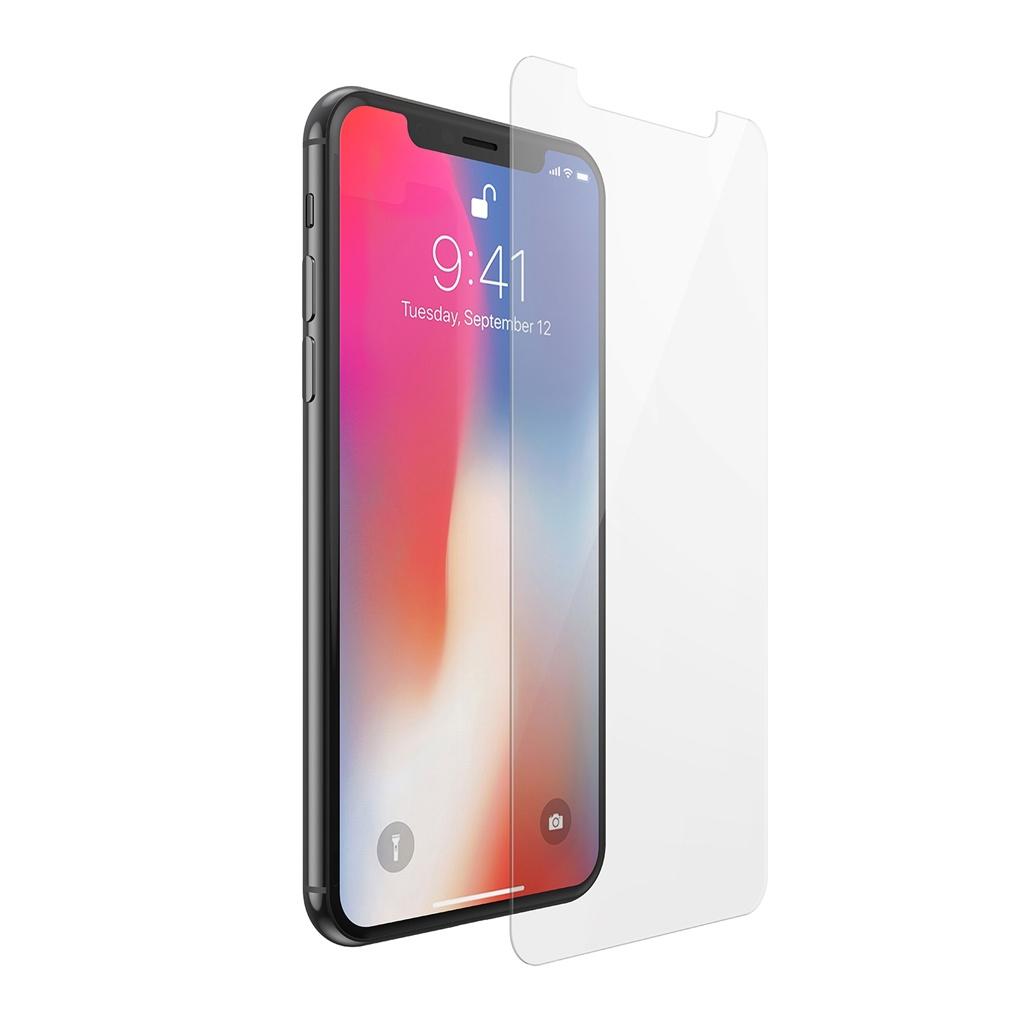 Защитное стекло iPhone XR прозрачный ТЕХПАК