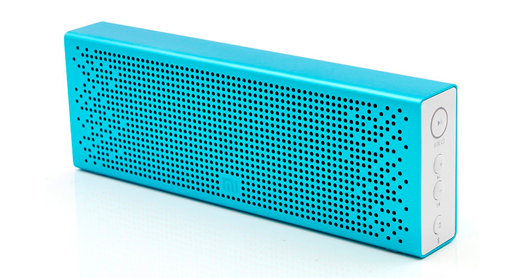 Купить Xiaomi Mi Bluetooth Speaker Blue, КАРКАМ
