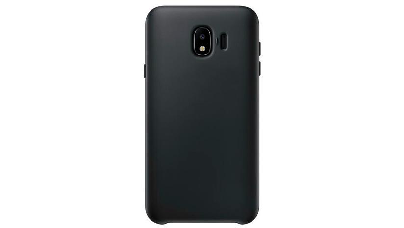 Чехол для Samsung J4 (2018) SILICONE COVER фото