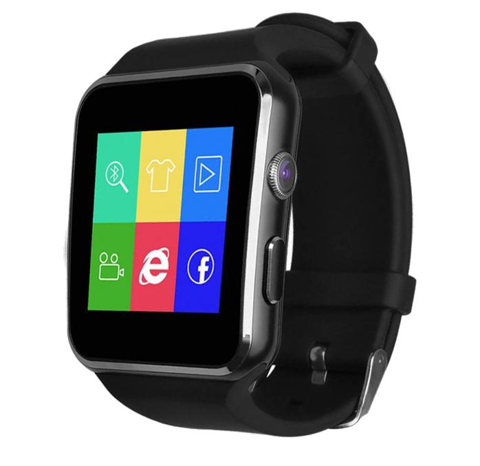 Также вы сможете синхронизировать часы с вашим смартфоном, для получения уведомлений о входящих звонках и сообщениях.