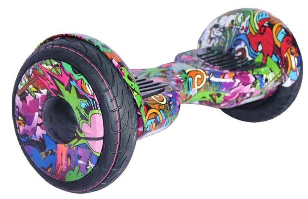Купить Гироскутер Carcam Smartbalance 10.5 Graffity Purple