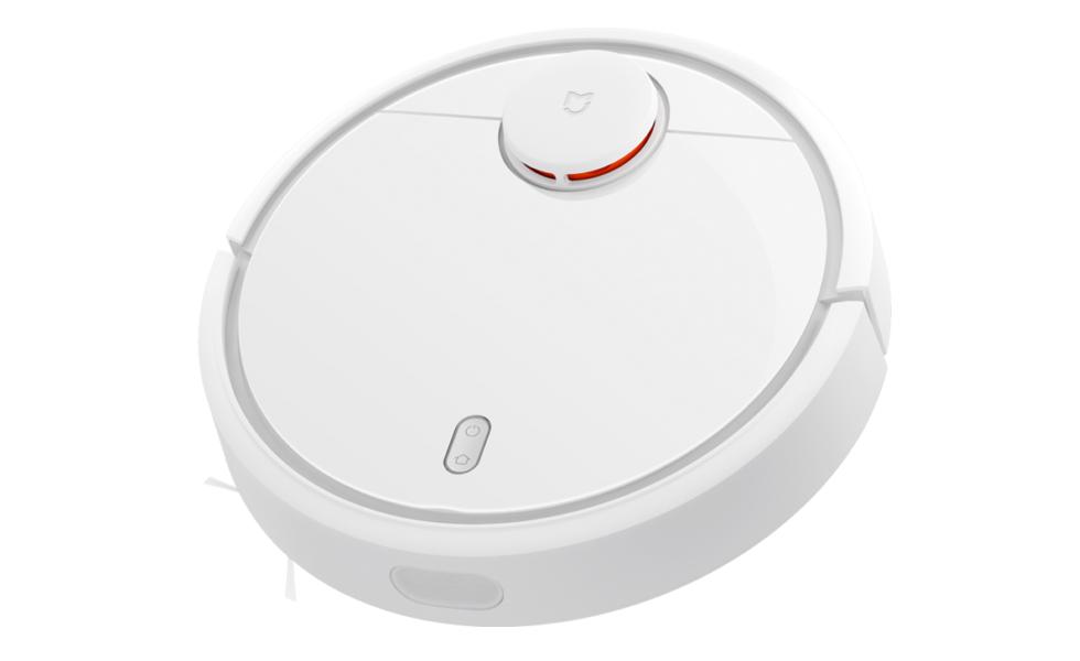 Xiaomi Mijia Robot Vacuum Cleaner LDS Version White (STYJ02YM)