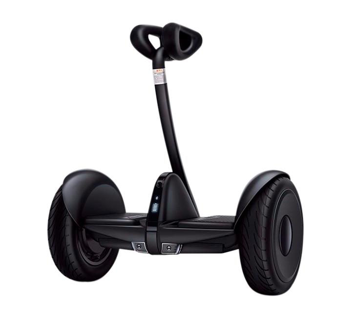 Купить Мини-сегвей MINI-ROBOT Черный, КАРКАМ