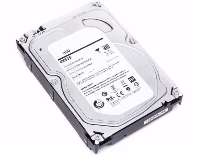 Western Digital HDD 4TB от КАРКАМ