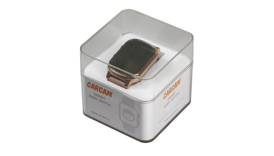 SMART WATCH GW700 GOLD от КАРКАМ