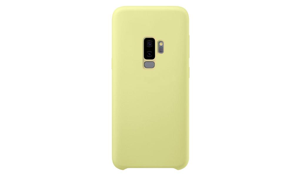 Чехол для Samsung S9 Plus SILICONE COVER фото