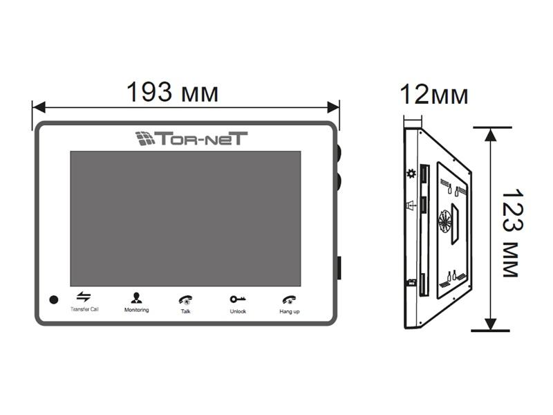 Tornet TR-29 IP B от КАРКАМ