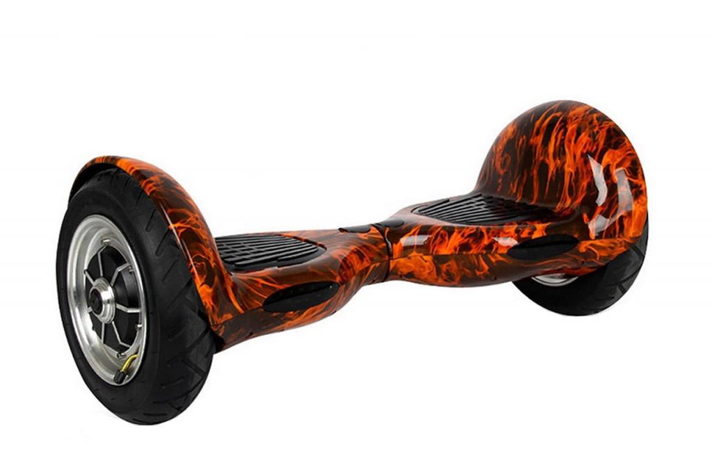 Гироскутер Smart Balance 10 Красное Пламя томсон д прогулки по барселоне