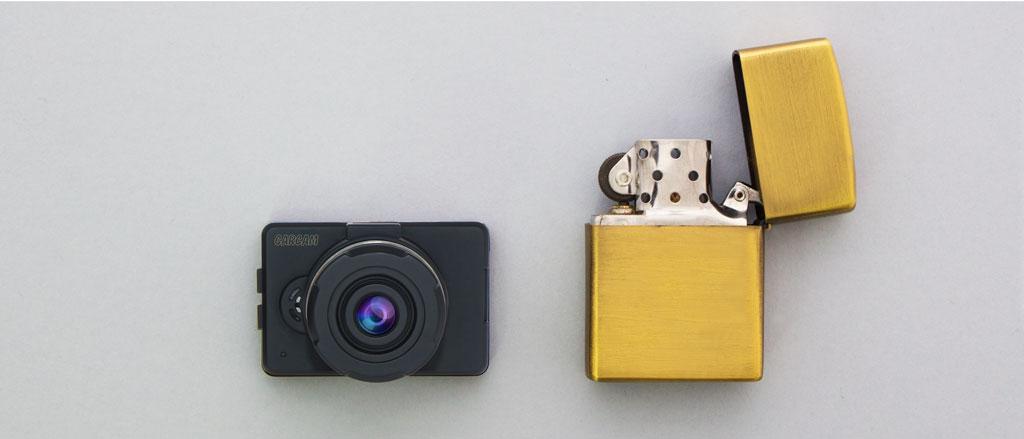 Миниатюрный видеорегистратор Каркам Р1 - Компактность и удобство