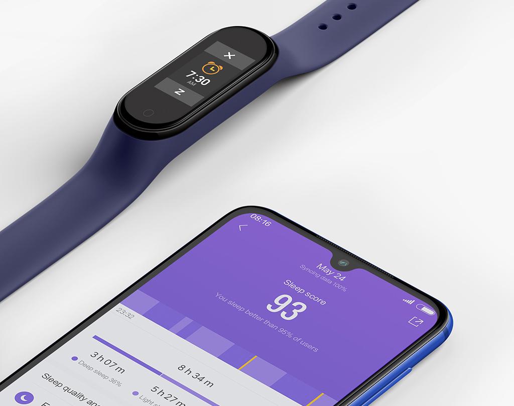 Xiaomi Mi Band 4 – Функция Smart Lock
