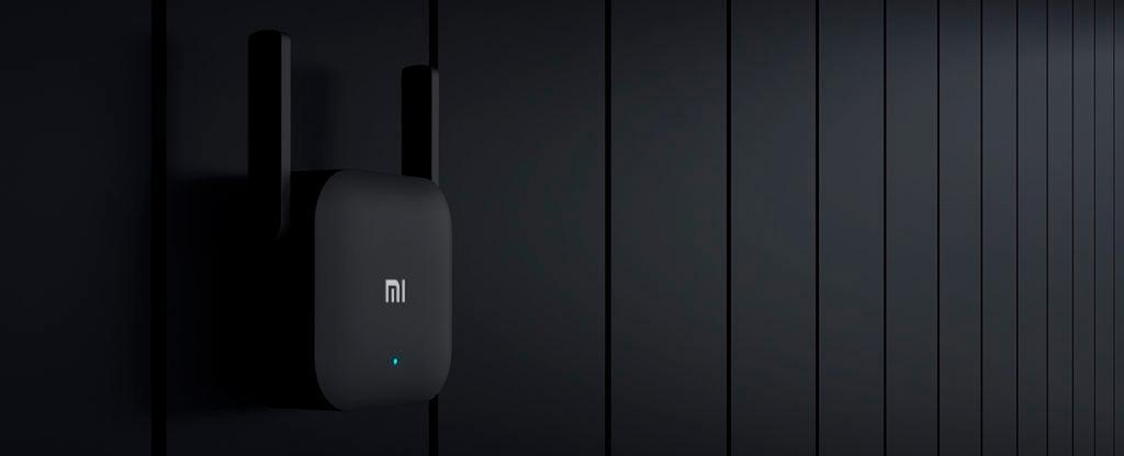 Xiaomi Mi Wi-Fi Amplifier PRO усовершенствованный усилитель Wi-Fi сигнала