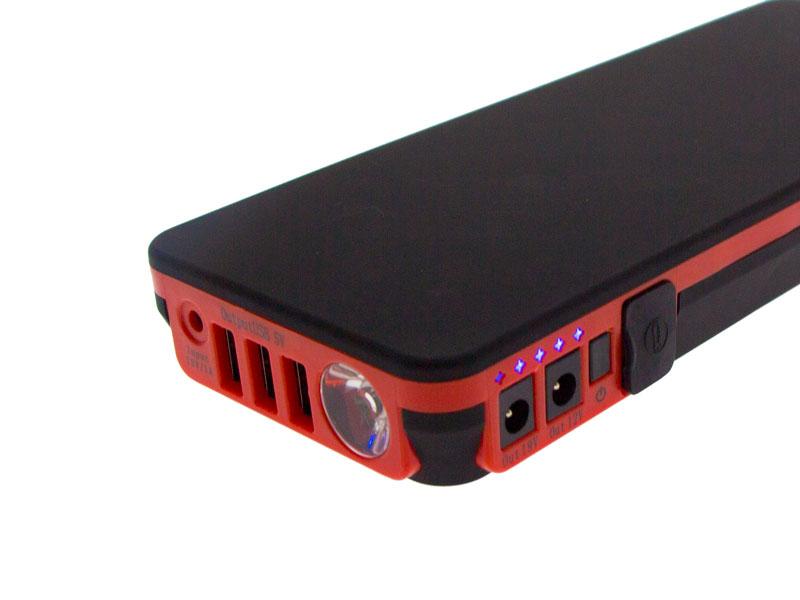 Пуско-зарядное устройство Carcam ZY-25 - 3 USB-порта