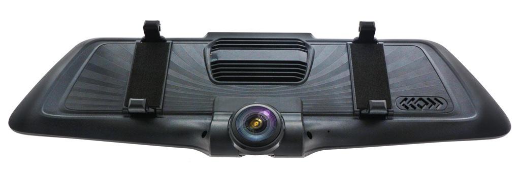 Автомобильный видеорегистратор-зеркало CARCAM Z-360 - Fisheye объектив