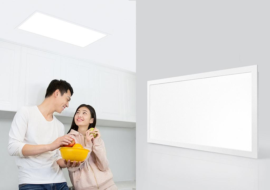 Потолочный светильник Yeelight Ultra Thin LED Panel Light 30 X 30 см (YLMB01YLYLMB03YL), White CN6.jpg
