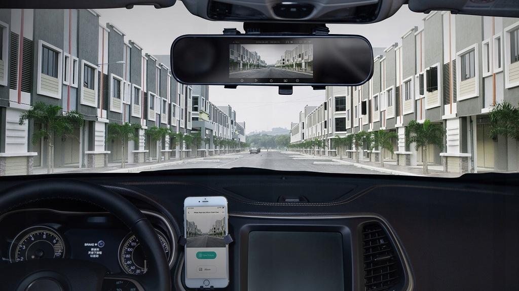 Xiaomi 70mai Dash Cam Mirror (Midrive D04)