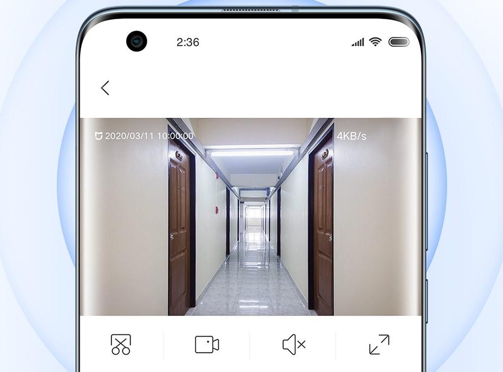 5 Xiaomi AI Face Identification DoorBell 2 Black.jpg