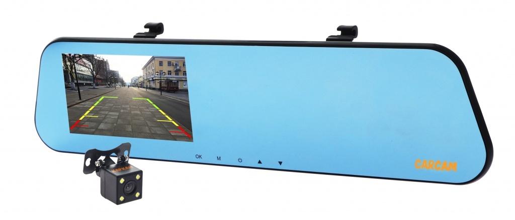Автомобильный видеорегистратор-зеркало CARCAM Z5 - Дополнительная камера