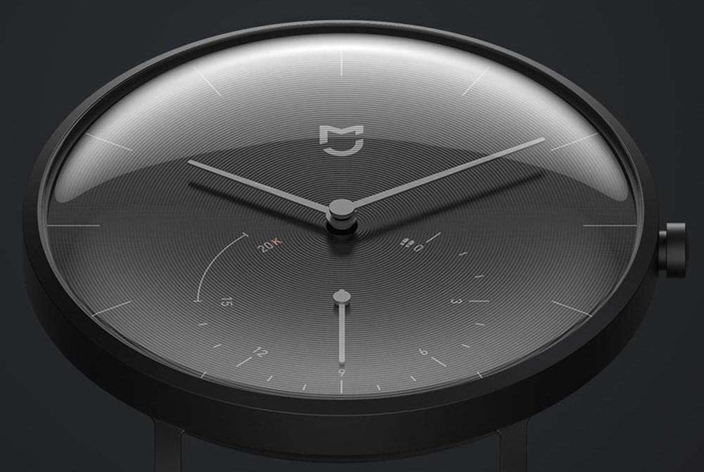 Гибридные смарт-часы Xiaomi Mijia Quartz Watch, Gray7.jpg