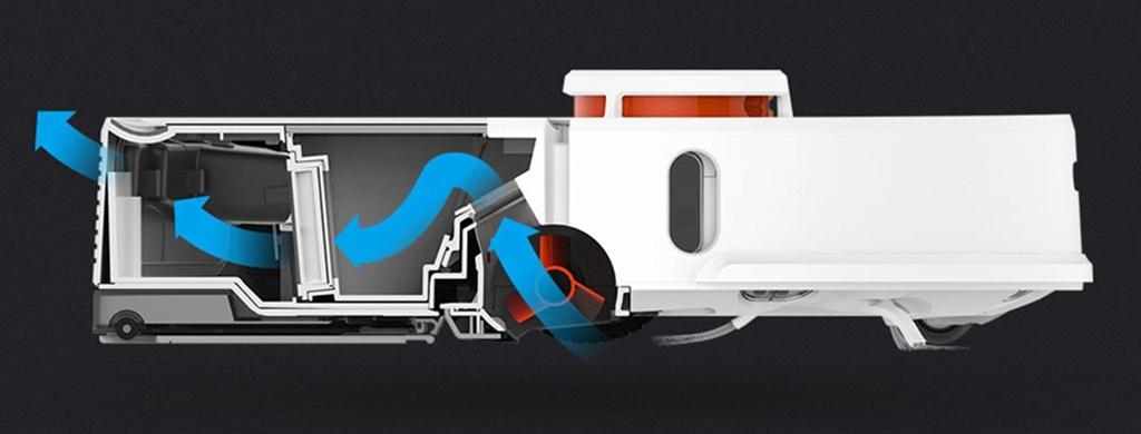 Xiaomi Mi Roborock Sweep One – максимальная эффективность уборки