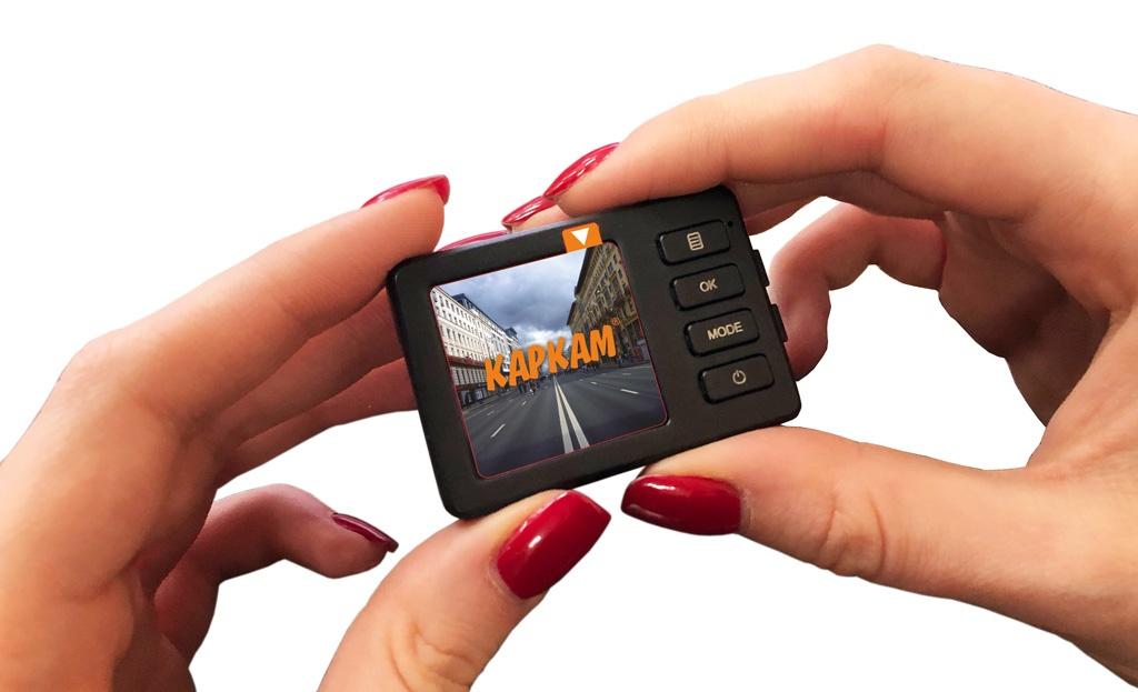 Автомобильный видеорегистратор CARCAM R1