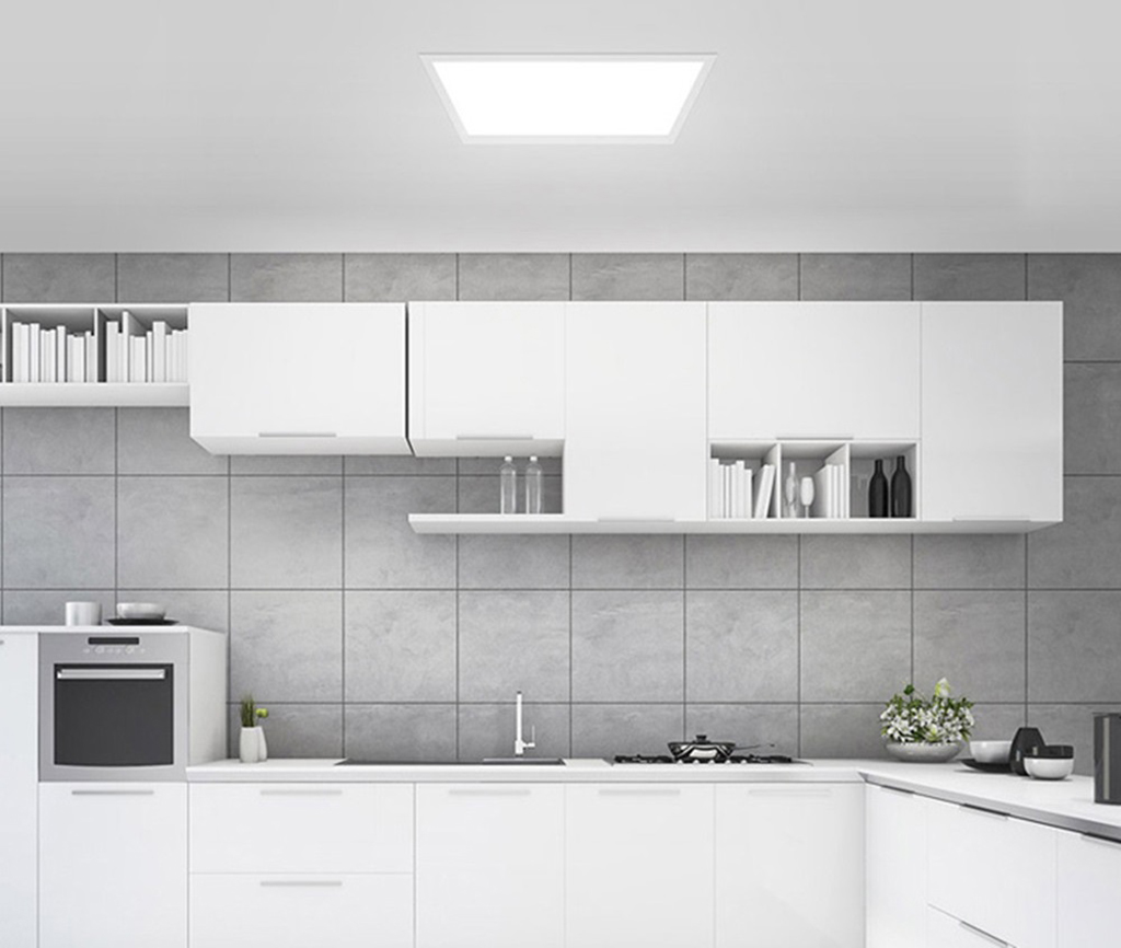 Потолочный светильник Yeelight Ultra Thin LED Panel Light 30 X 30 см (YLMB01YLYLMB03YL), White CN2.jpg