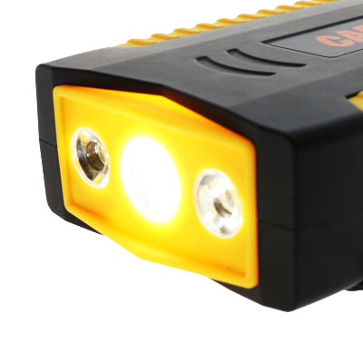 Светодиодный фонарь - Пуско-зарядное устройство Carcam ZY-20+