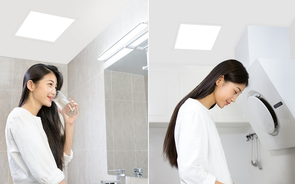 Потолочный светильник Yeelight Ultra Thin LED Panel Light 30 X 30 см (YLMB01YLYLMB03YL), White CN7.jpg