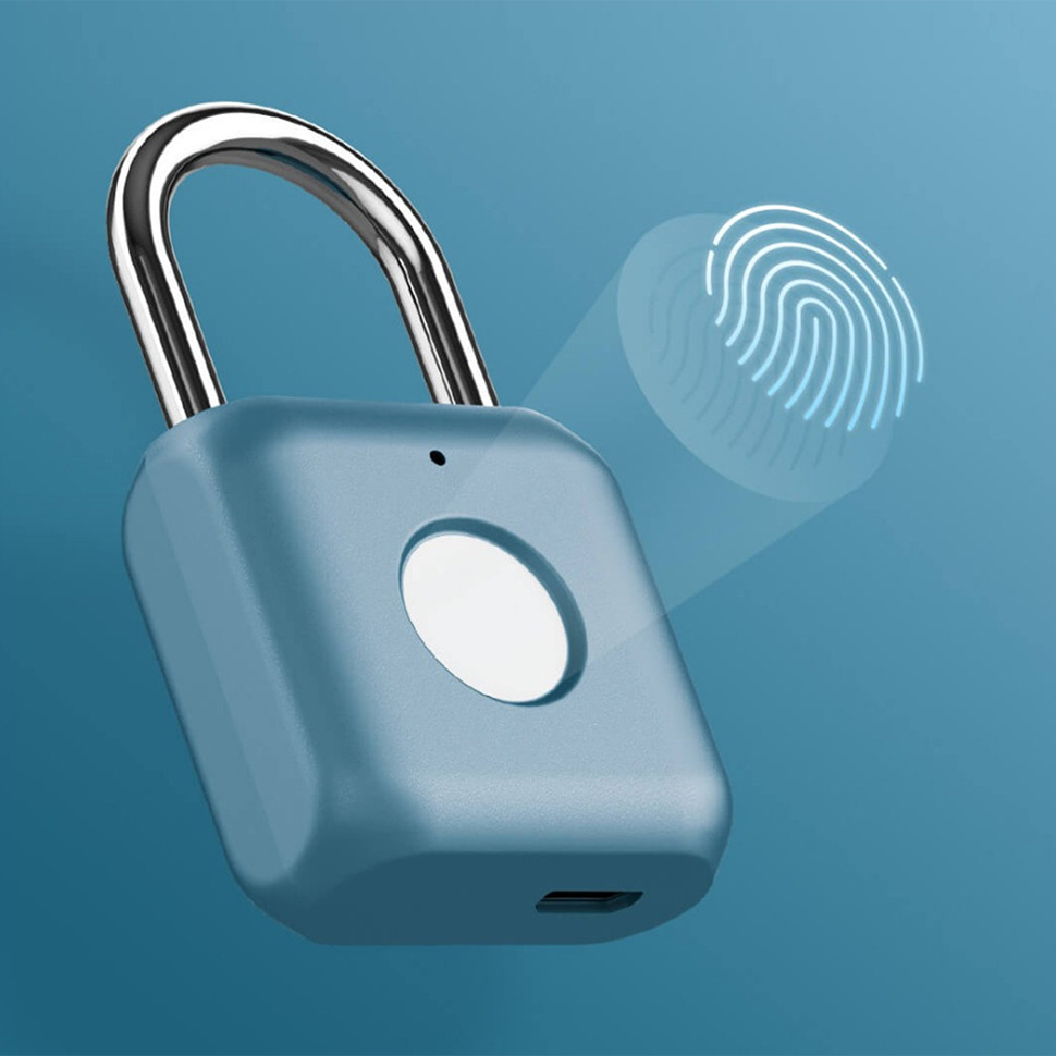 3 Xiaomi Smart Fingerprint Lock Padlock YD-K1.jpg