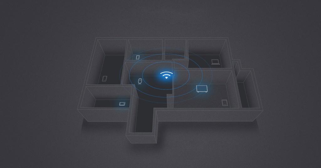 Wi-Fi роутер Xiaomi Mi Wi-Fi Router Pro - Максимальная скорость
