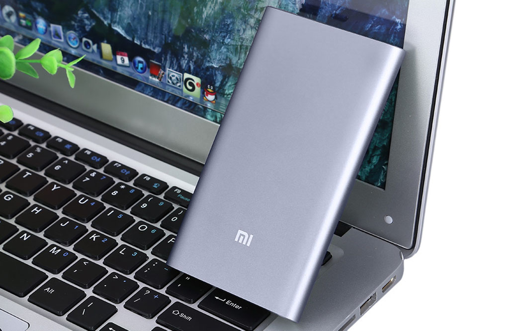 Xiaomi Mi Power Bank 10000mAh – компактность