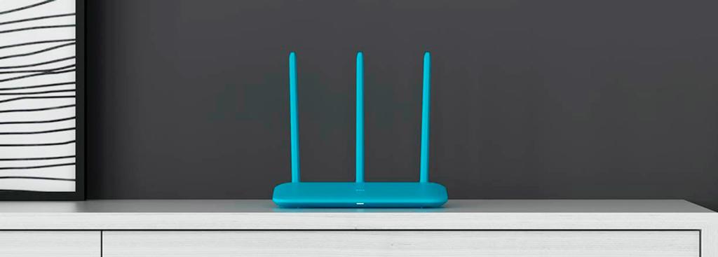 Xiaomi Mi WiFi Router 4Q позволяет управлять настройками роутера через мобильное приложение