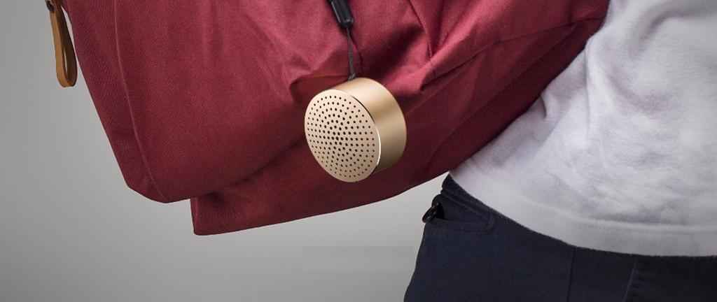 Ультракомпактная колонка Xiaomi Mi Bluetooth Speaker Mini grey - Громкая связь