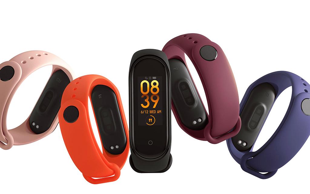 Xiaomi Mi Band 4 – новая версия популярного фитнес-браслета от компании Xiaomi.