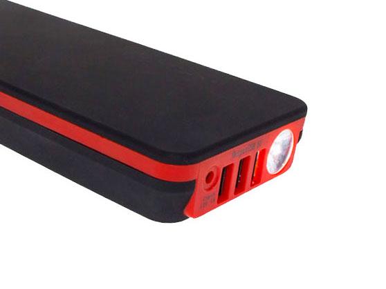 Пуско-зарядное устройство Carcam ZY-25 - Светодиодный фонарь