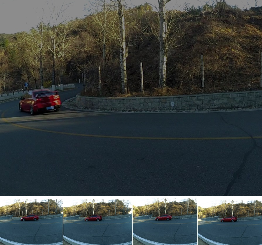YI Smart Dash Camera – оптимизация памяти