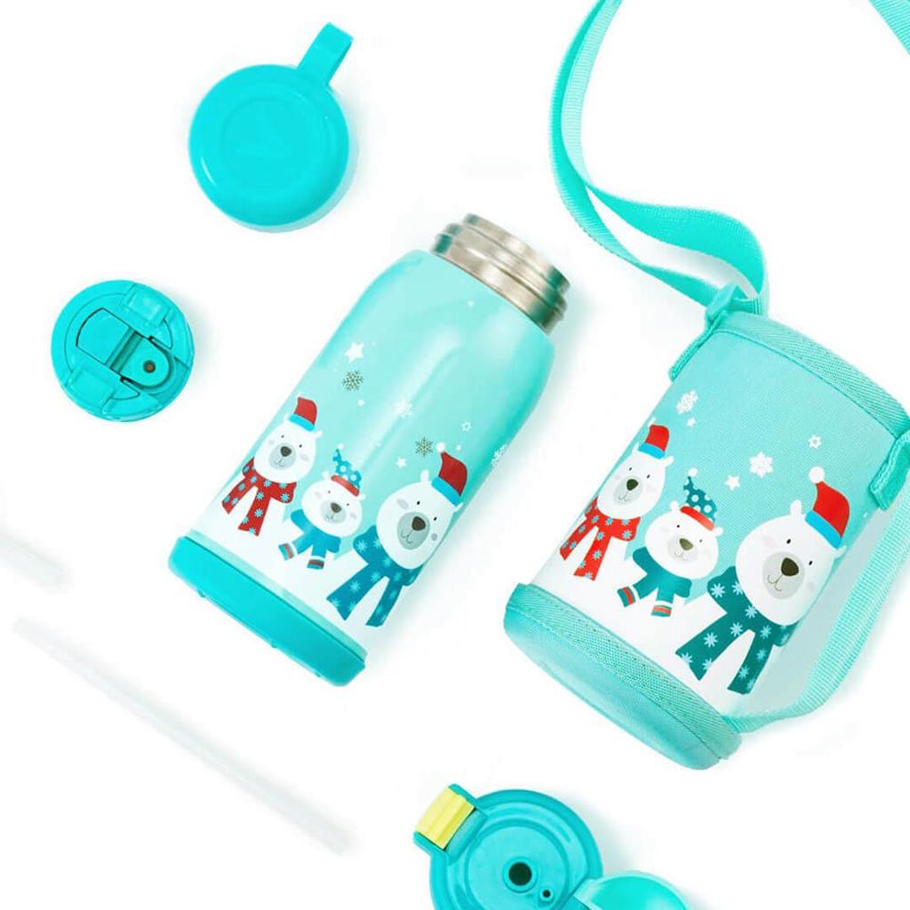 Детский термос Xiaomi Viomi Children Vacuum Flask 590 ml – вакуумный термос объемом 590 мл для детей.