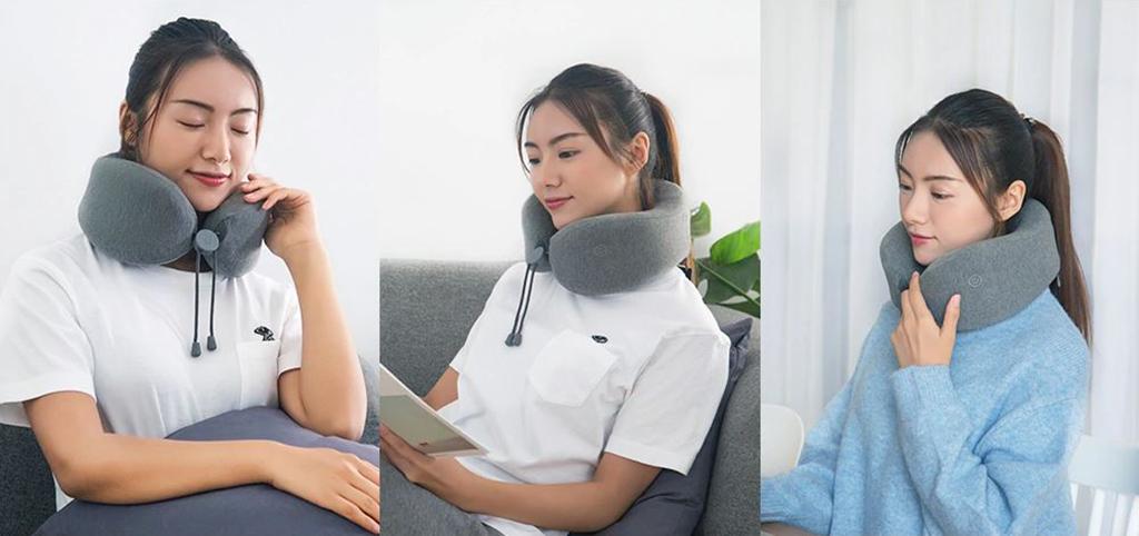 Xiaomi LeFan Comfort-U Pillow Massager LRS100 – массажная подушка