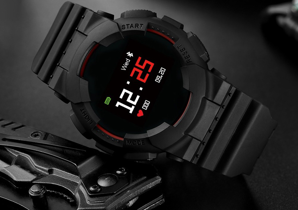 CARCAM Smart Watch V587 Black