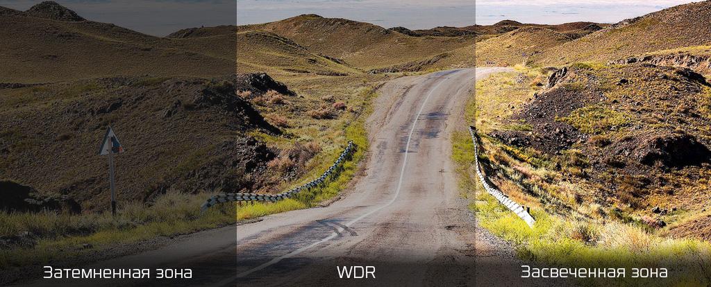 Xiaomi 70mai Dash Cam Mirror (Midrive D04) - ФУНКЦИЯ WDR