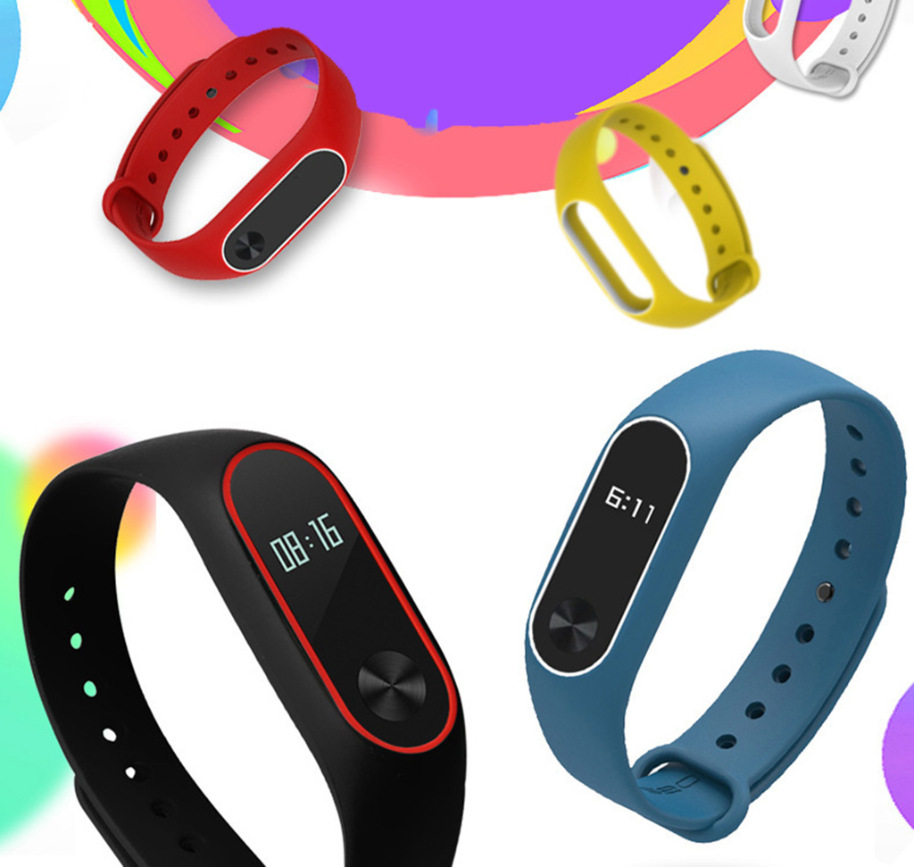 mi 2 band silicon loop