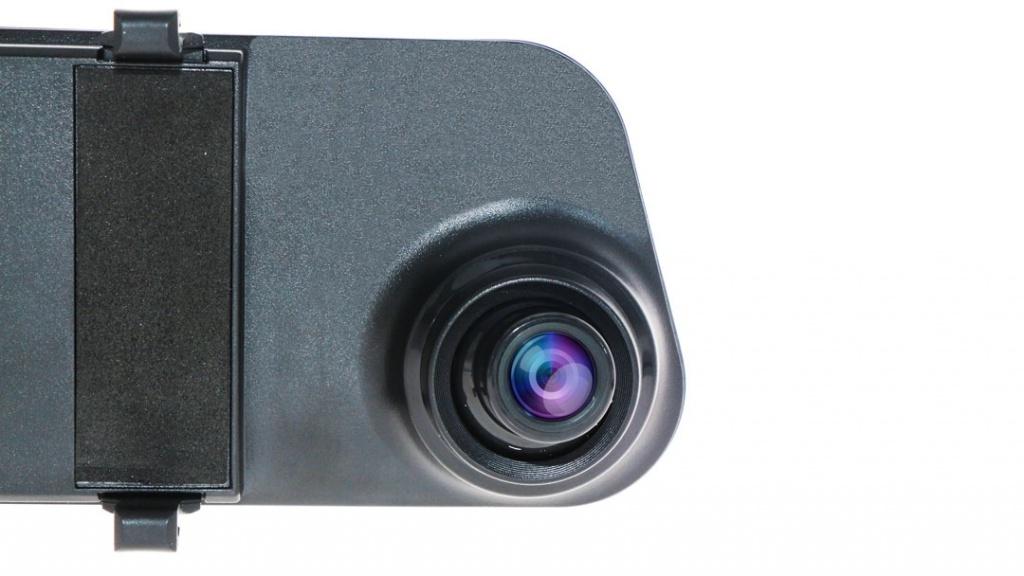 Автомобильный видеорегистратор-зеркало CARCAM Z7 - Угол обзора 150°